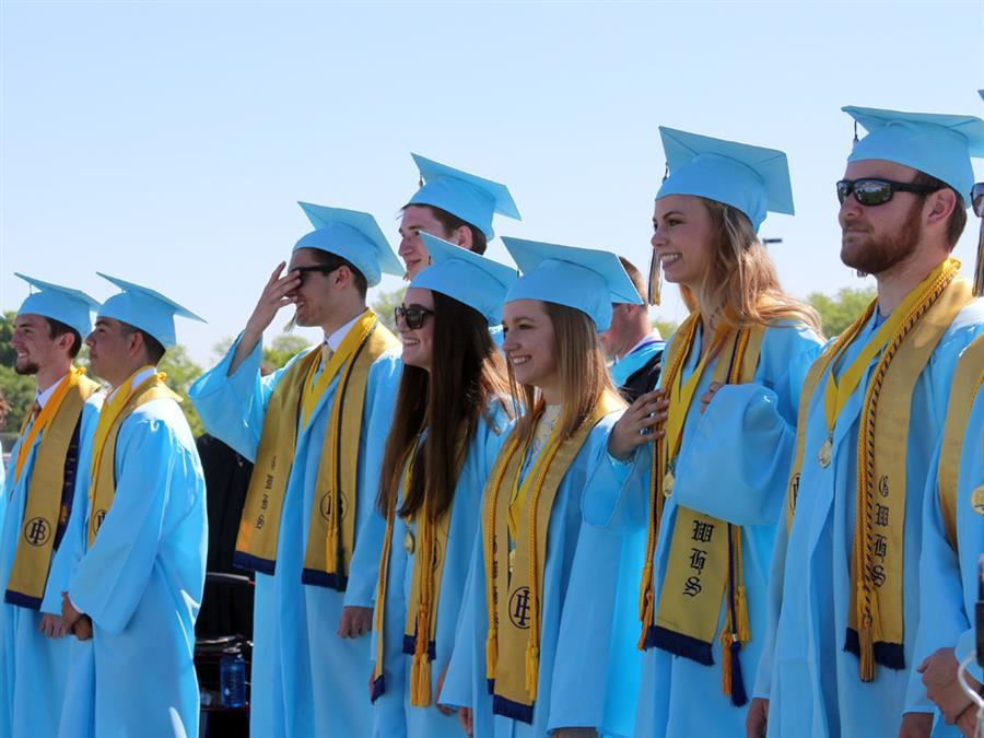 Greeley West Graduation