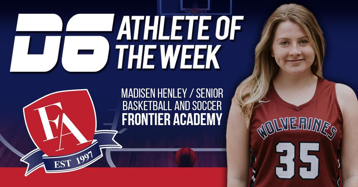 Madisen Henley Athlete of the Week 2021