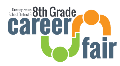 8th Grade Career Fair Logo