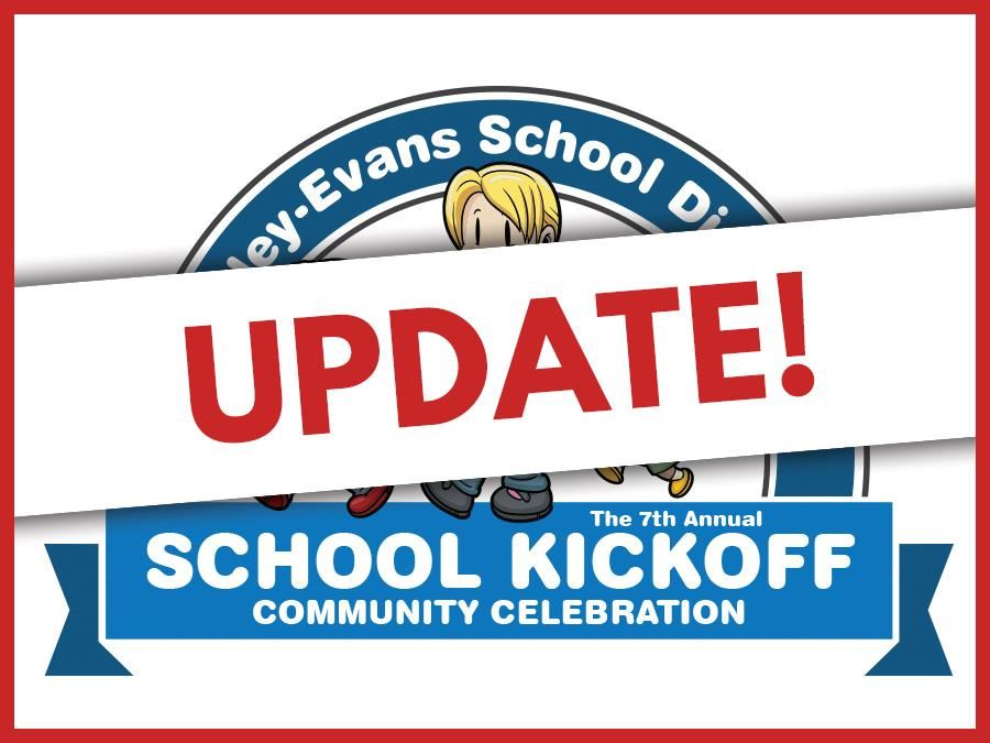 Update! School Kickoff Community Celebration changed to School Supply Drive-Thru