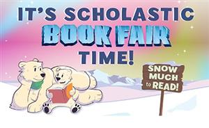 It's Scholastic Book Fair Time!