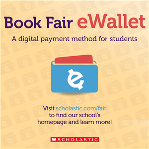 eWallets Available at the Bookfair!