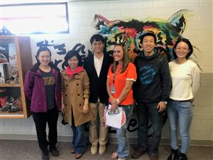 Visiting Teachers from Royal Beijing IB World School