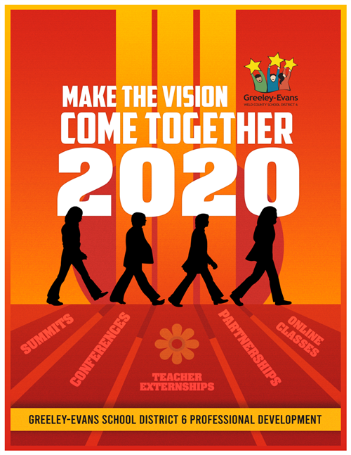 Make the Vision Come Togeteher 2020