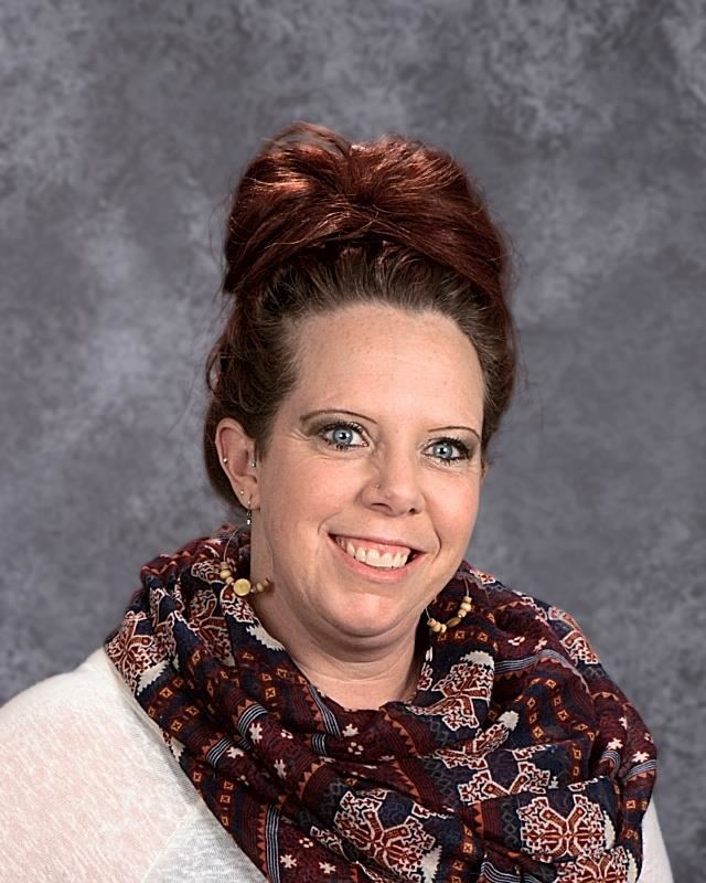 Mrs. Amy Brech, Special Education Paraeducator