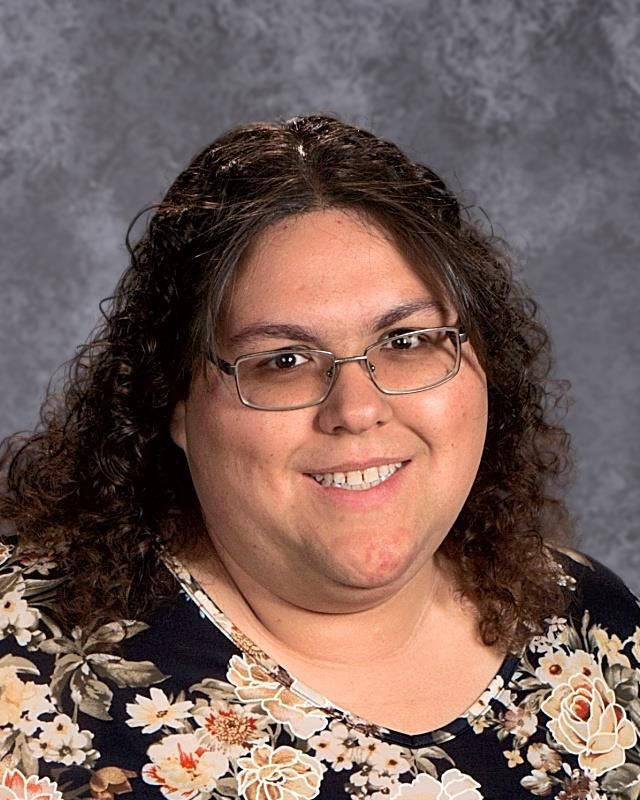 Miss Jenniger Rogakis, Interventionist/English Language Learners
