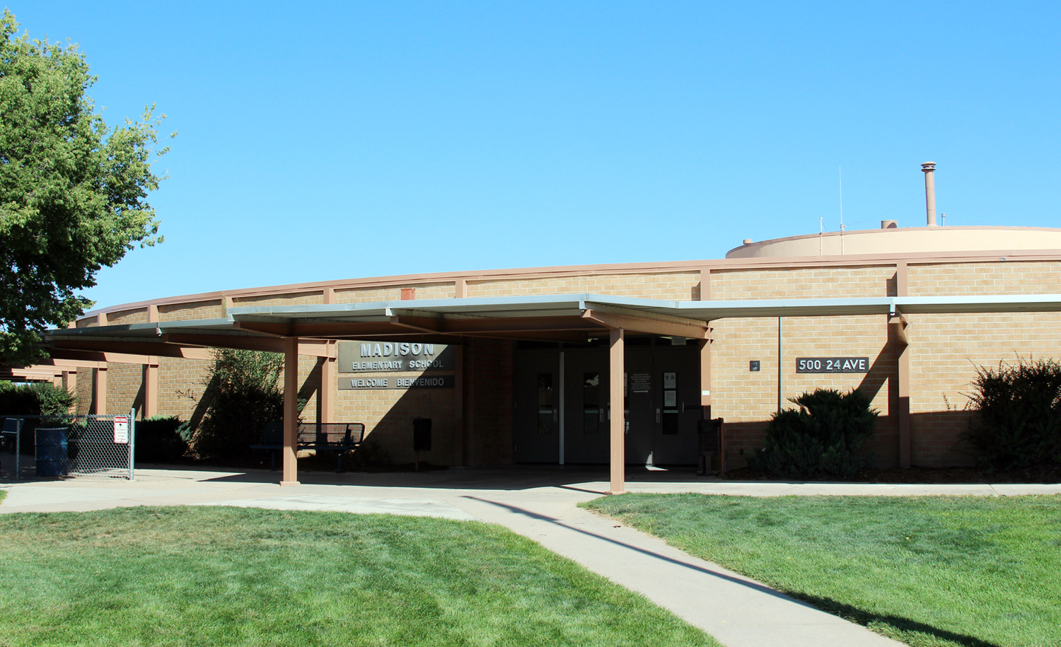 Madisons Central Library Today Heres >> Madison Elementary School Homepage