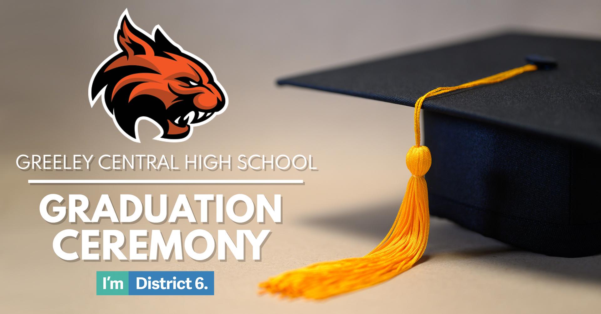 Livestream: Greeley Central High School 2019-2020 Graduation Ceremony 4