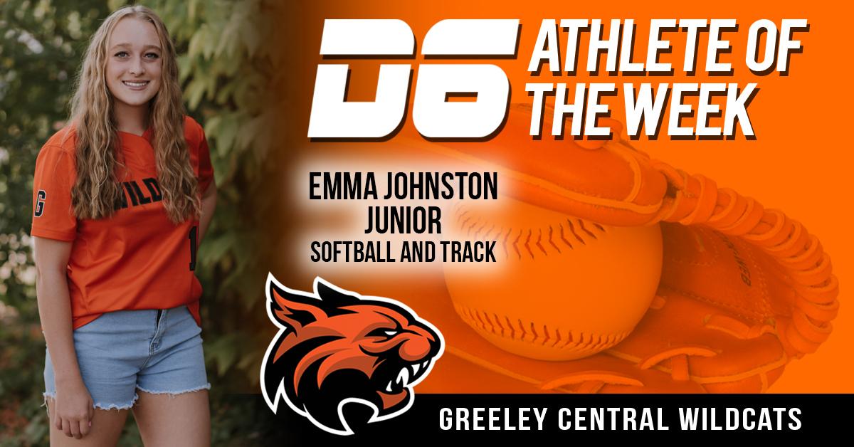 D6 Athlete of the Week - Emma Johnston 1