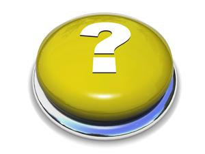 Green button with question mark