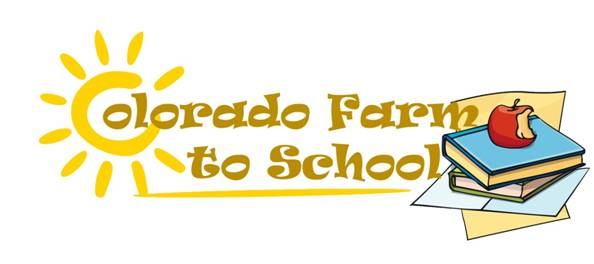 Colorado Farm to School Logo